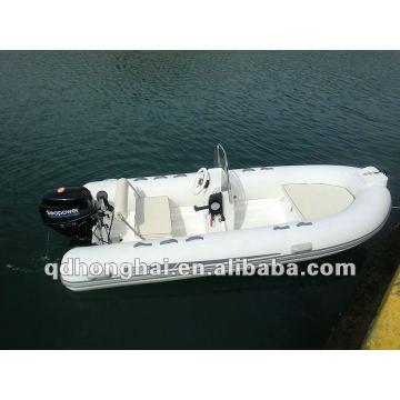 bateaux pneumatiques rigides bateaux de vitesse de CE bateau RIB400