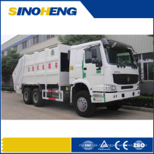 Camion à ordures 2015 Sinotruk Top Selling à vendre