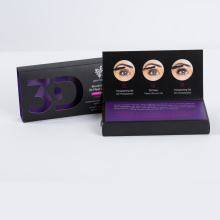 Wisdom Good Quality 3D Fiber Lashes Mascara 2PCS/Box