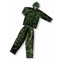 Camouflage Rainsuit