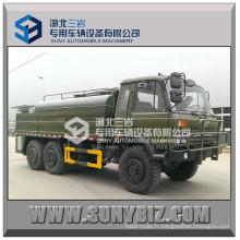15cbm 6 * 6 6wd hors véhicule de transport d'eau de route
