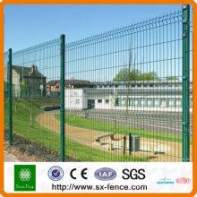 Paneles baratos de la cerca, paneles de la malla soldada