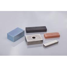 Imán de neodimio de bloque con diferentes recubrimientos