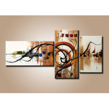 Cheap Latest Abstract Oil Painting