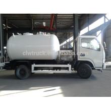 Dongfeng Mini 4 * 2 LPG Tank Truck, China nuevo camión del transporte del lpg para la venta