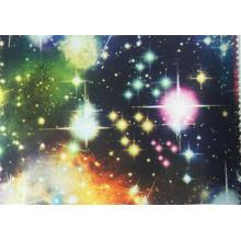 900d Polyester gedruckt Sternenhimmel Stoff mit PU-Beschichtung
