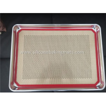 Best Quality for Silicone Baking Mat Non-Stick Silicone Bread Crisping Mat supply to Bahrain Supplier