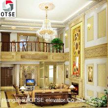 OTSE panoramique villa ascenseur / petit ascenseur