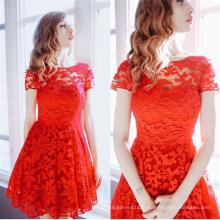 Bonne qualité élégante robe de fille sexy (50168)
