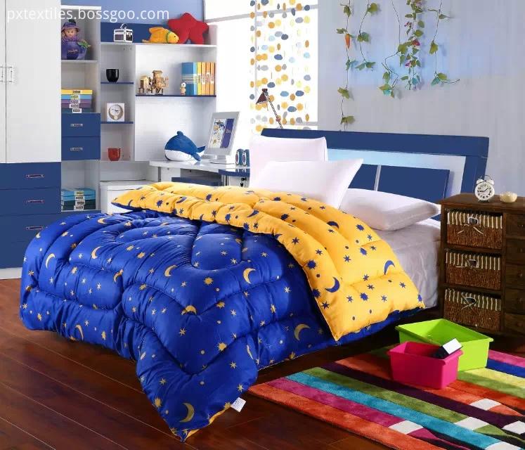 Cotton Quilting Comforter Set