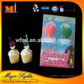 Meilleure vente de protection de l'environnement Party Decoration Cake Sparkler Candles