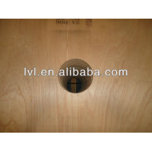 Commercial Plywood with punch