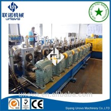 Unovo highway guardrail roll forming machine