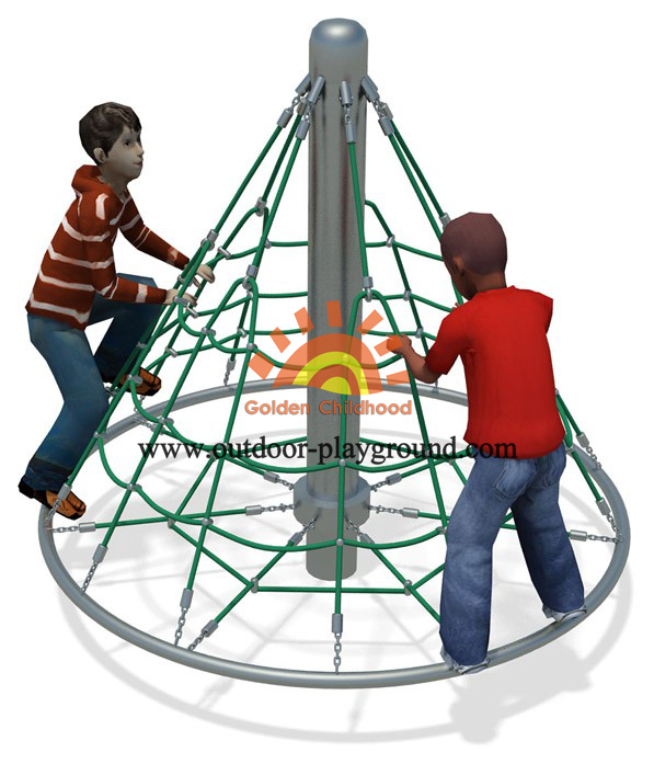 activity climbing net playground for kids