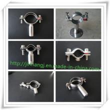Produire un support de tuyau en acier inoxydable (12-325)