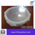 Высококачественная прозрачная стеклянная коробка с кухонной посудой из пластиковой крышки Kb-Jh06090