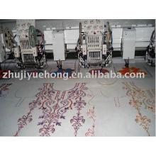 Máquina de bordar de la puntada de la cadena del chenille de YUEHONG para la venta