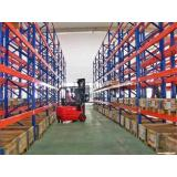 4000mm Height Long Span Heavy Duty Pallet Racking With Powd