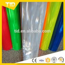 Folha reflexiva de venda quente do PVC do certificado do ISO
