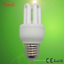 3U éconergétiques de lampe fluorescente