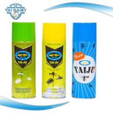 Rociador repelente de mosquitos a base de aceite de 16 onzas para el mercado de África / spray insecticida