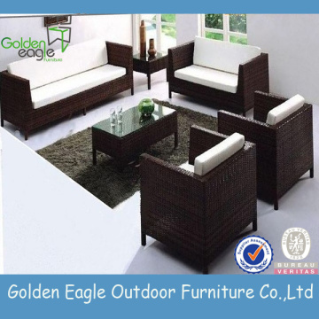 SGS PE Rattan Furniture Outdoor Furniture