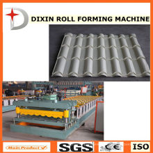 Aluminum Sheet Roofing Tile Roll Forming Machine