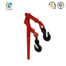 Carpeta de carga de la palanca de amarre del sujetador de la cadena