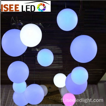 Plafond disco suspendu de 24V 3D Led Ball
