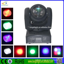 Mini moving head lighting 40W beam moving head spot light