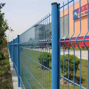 Anti escalada 3D Heavy Duty Fence Exporter