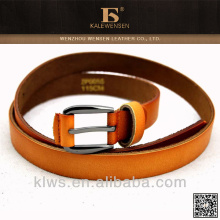 Best sale wholesale foldable leather belts automatic buckle