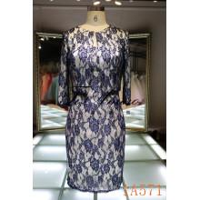 Vente en gros sur mesure 2016 Robe de soirée à deux pièces Robe de soirée courte robe de mariée