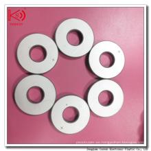 10mm * 5mm * 2mm Cerámica Piezoeléctrica Tipo Pzt Material Cerámica Piezoeléctrica
