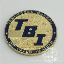 Emblema Banhado a Ouro, Ofícios Organizacionais (GZHY-BADGE-076)