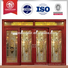 Kitchen door designs, glass sliding door designs, tempered glass sliding door                                                                         Quality Choice