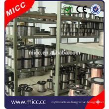 Cable de elemento de calefacción eléctrica FeCrAl