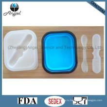 Силиконовый контейнер для продуктов питания Силиконовый контейнер для завтрака Sfb01