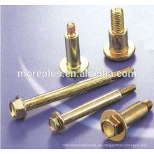 Hergestellt in Taiwan Stahl, Edelstahl, Kupfer Standard oder Nicht-Standard SPECIAL SHOLLPER BOLTS