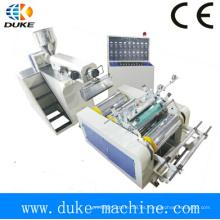 2015 El nuevo estiramiento del PVC Slw-700 se aferran película que hace la máquina