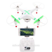 Cheerson CX30W Nano Quadcopter 0.3MP WiFi Camera RC Pocket Drone 2.4GHz 4CH Helicopter