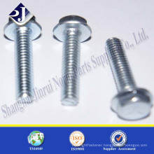 Online Shopping DIN 6921 Full Thread Flange Bolt