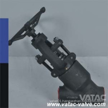 A105 Y Type Forged Steel Globe Valve Manufacturer