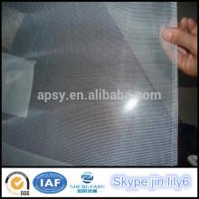 Treillis métallique d'acier inoxydable 304, treillis métallique ondulé d'acier inoxydable