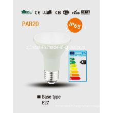 PAR20 Ampoule de LED imperméable à l'eau