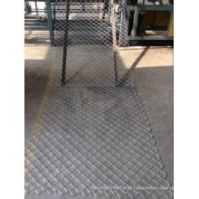 Electro galvanizado cerca de ligação em cadeia no melhor preço