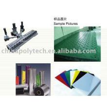 Extrudeuse plastique: ligne d'extrusion de feuille PS