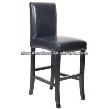 Vinyl hotel bar stool chair XYH1025