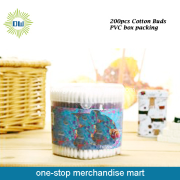Plastic Stick Make Up Cotton Buds
