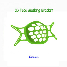 Hot Sale 3D Inner PE Polyester Nose Mouth Face Bracket